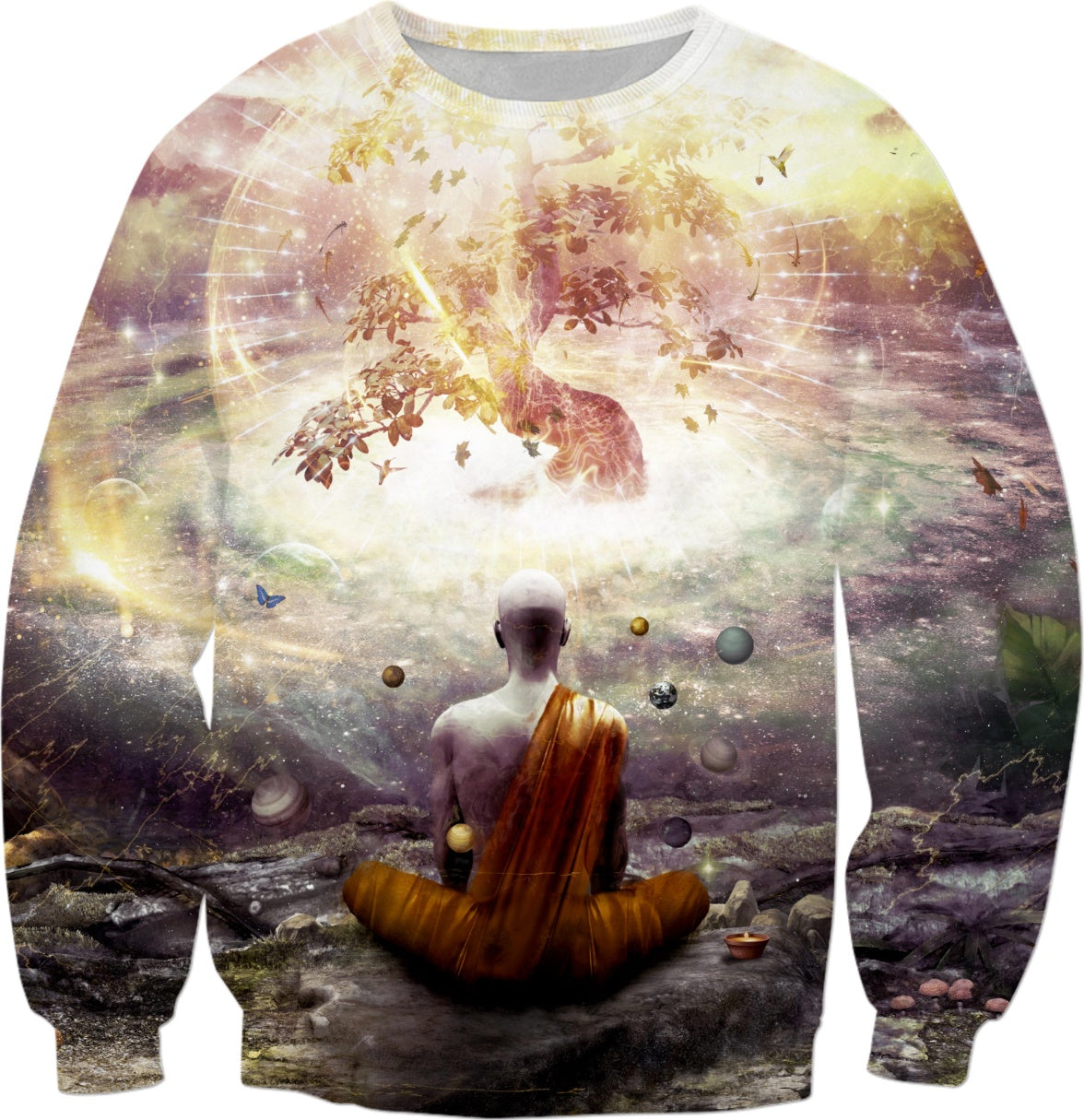 Nature And Time - Sweatshirt