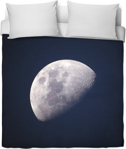 Moon Phase Duvet Cover