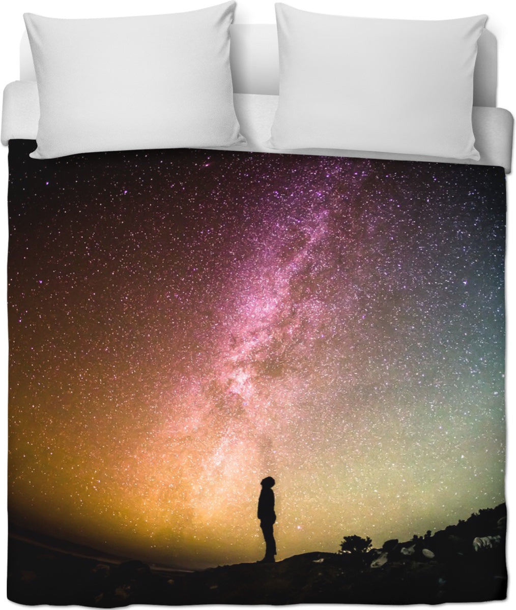 Astronomer Duvet Cover