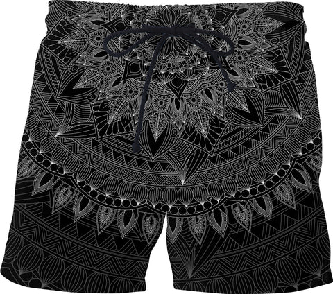 Mandala Love - Swim Shorts