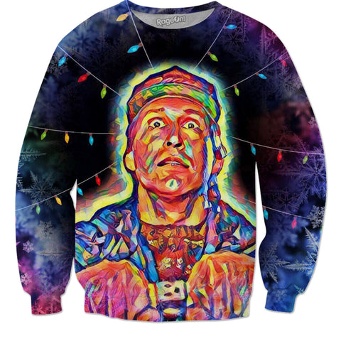 Christmas Vacation Lights - Christmas Sweater