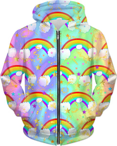 Dreaming Of Rainbows Hoodie