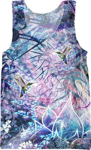 Hummingbird Dreams Tank Top