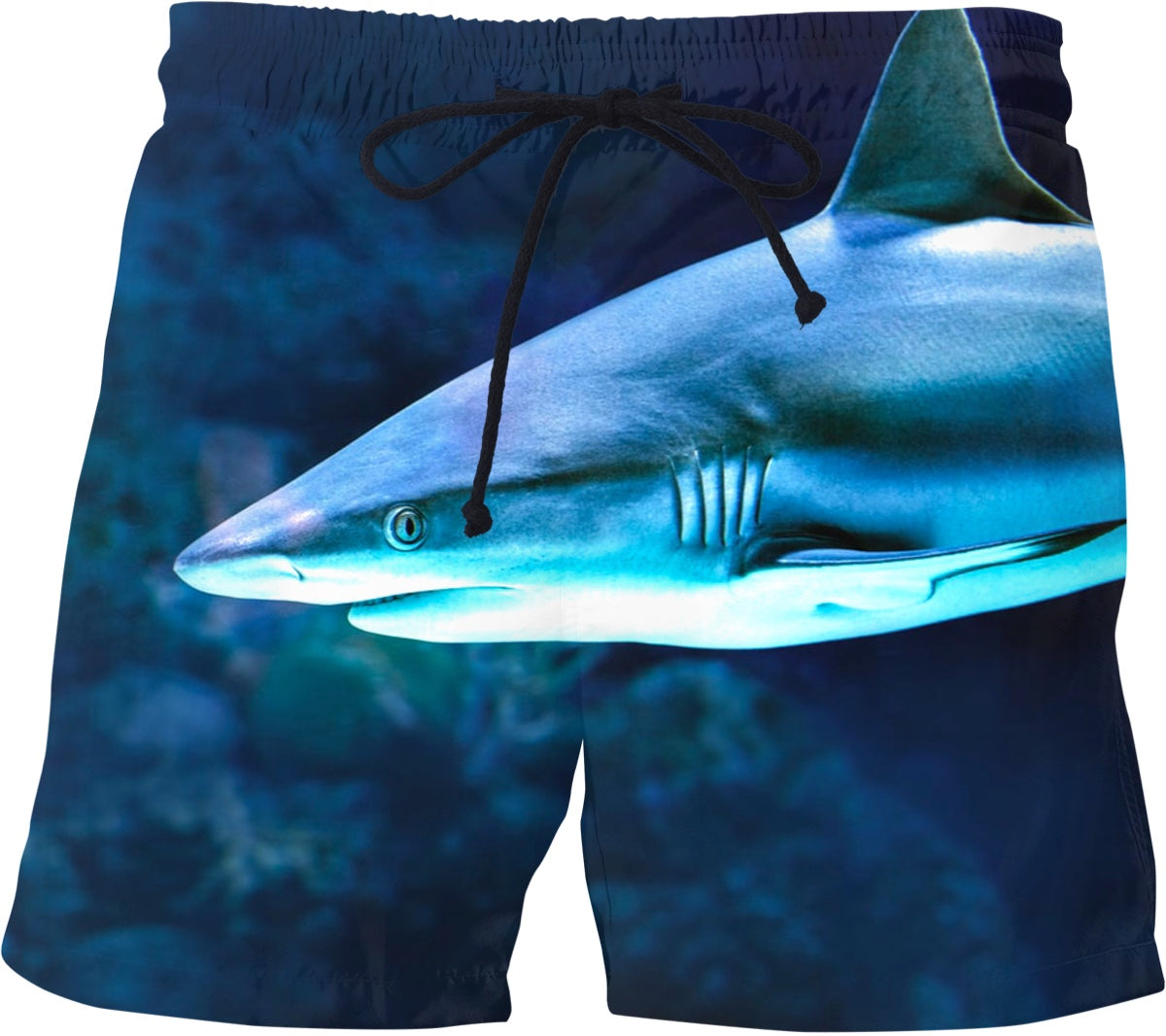 Shark Swim Trunks