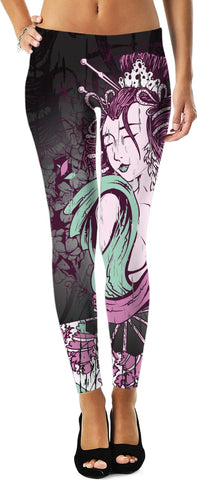 Geisha - Leggings