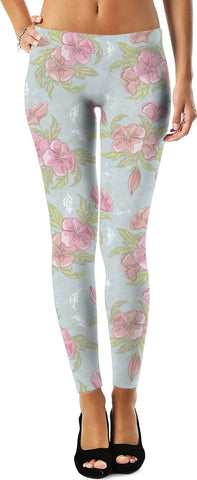 Flower Love - Leggings