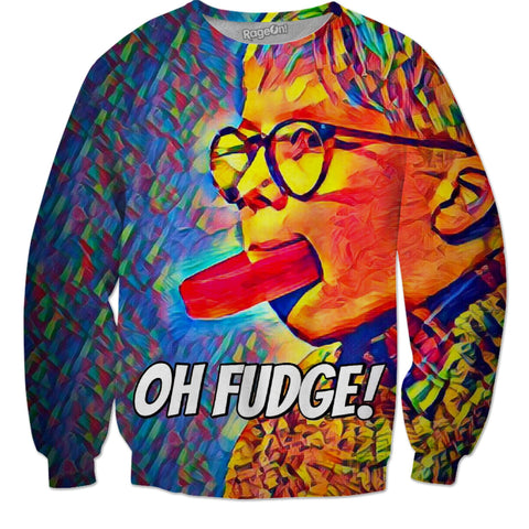 A Christmas Story - Oh Fudge Sweatshirt