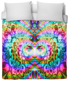 Awesome Energy Duvet Cover