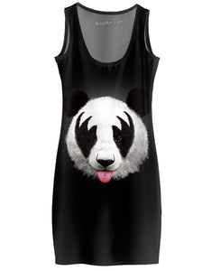 Kiss of a panda Dress