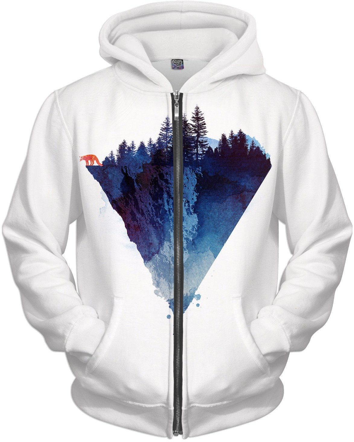 Near to the edge Hoodie