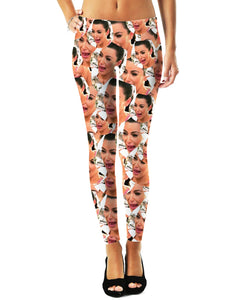 Crying Kim Leggings