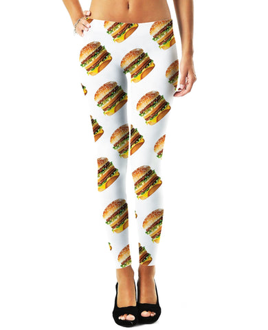 Big Mac Leggings/Plus Sizes Available/XS - 5XL