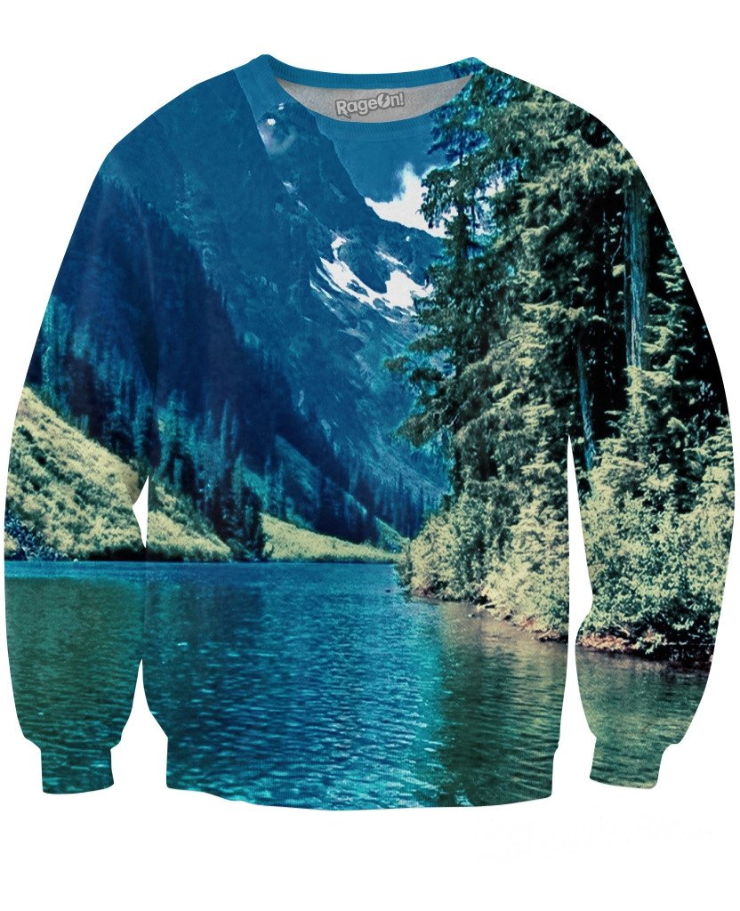 Lake Crewneck Sweatshirt