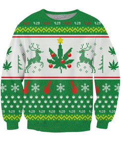 Mary Christmas Crewneck Sweatshirt