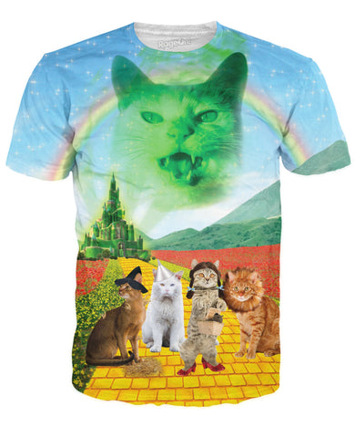 ROTS Wizard of Paws T-Shirt (AOP)