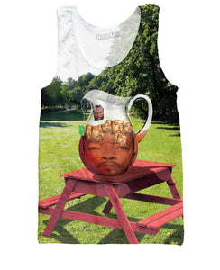 ROTT Mr. T Ice-T With Ice Cubes Tank Top