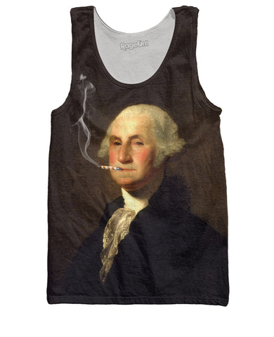 George Kushington Tank Top