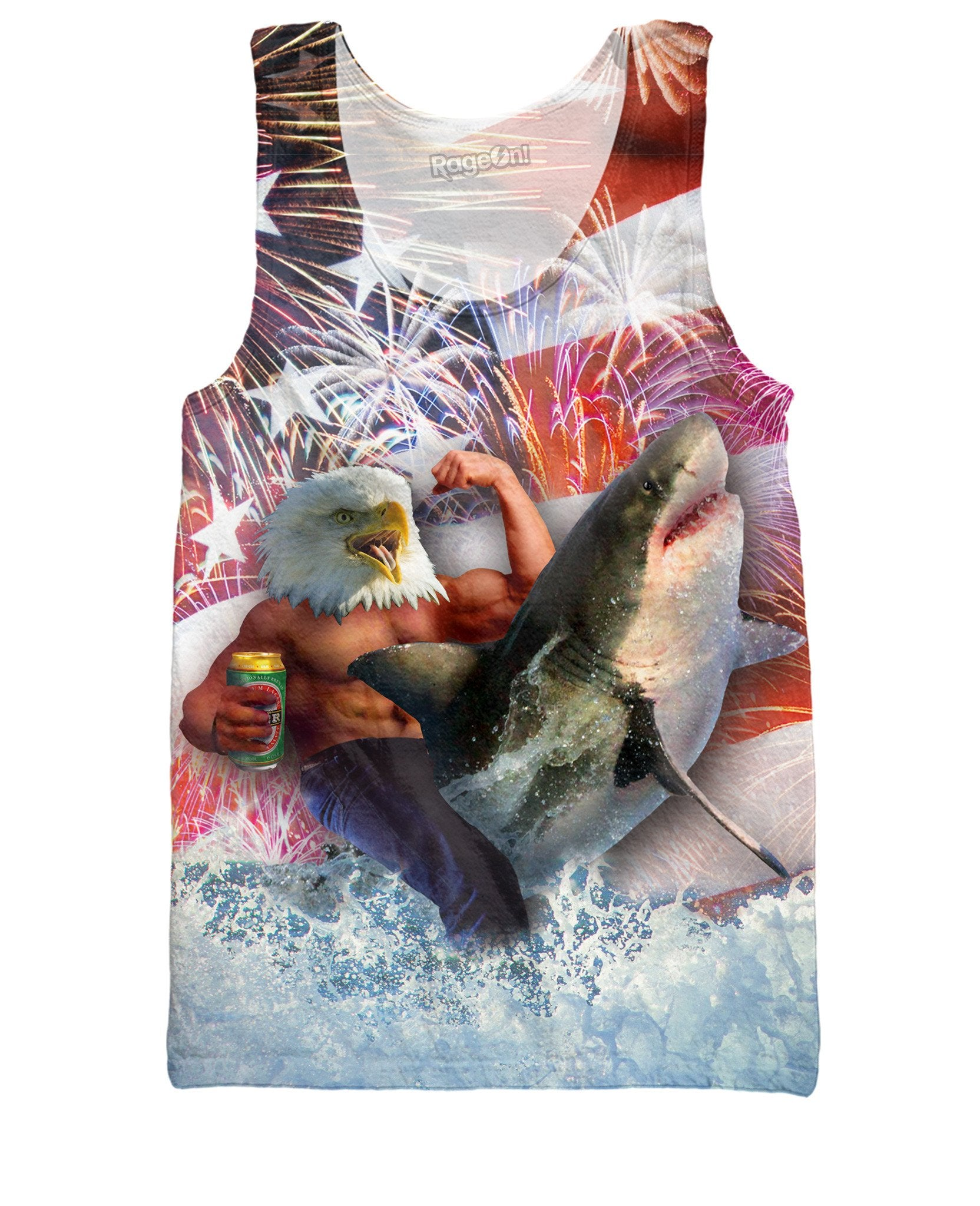 The Patriot Tank Top