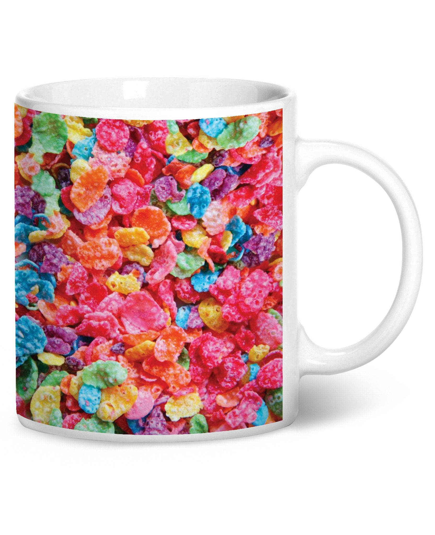 Fruity Pebbles Coffee Mug