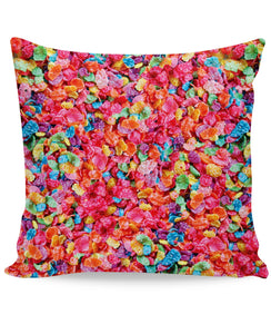 Fruity Pebbles Couch Pillow