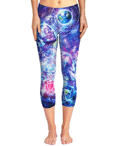 ROYP Transcension Capri Yoga Pants