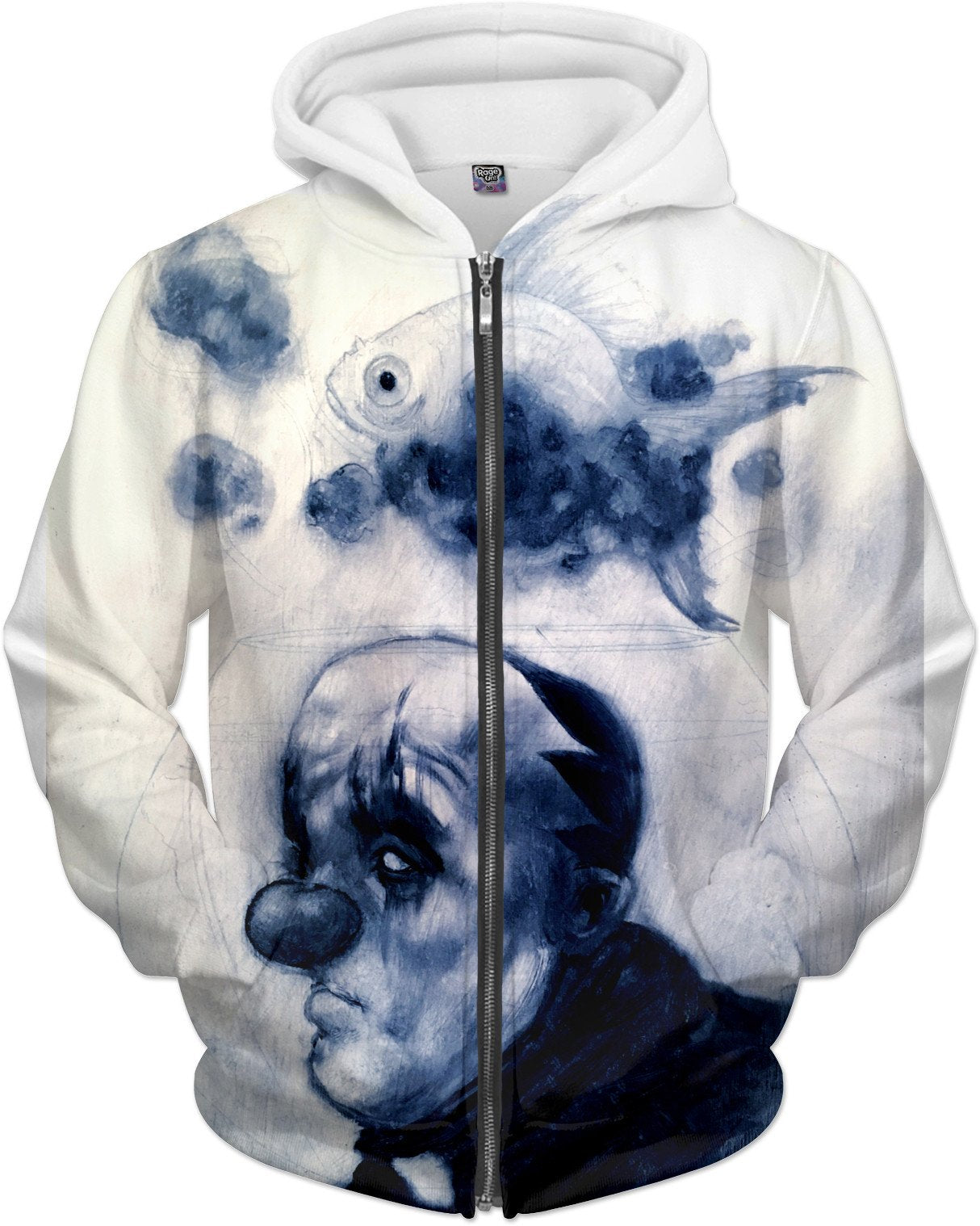 Clowns Of Faith Hoodie