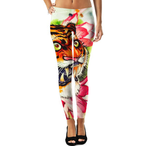 Tiger, Tiger, Tiger Tights! Leggings