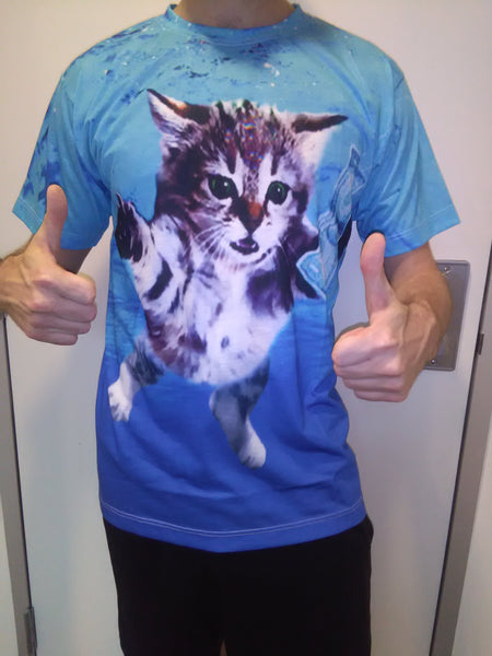 Cat Cobain T-Shirt