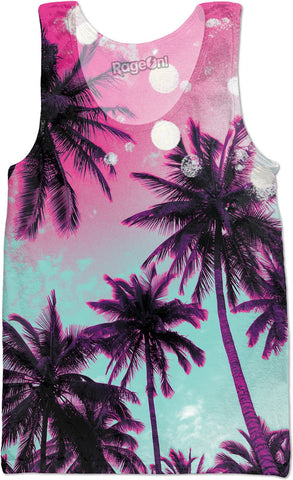 Palm Candy Tank Top