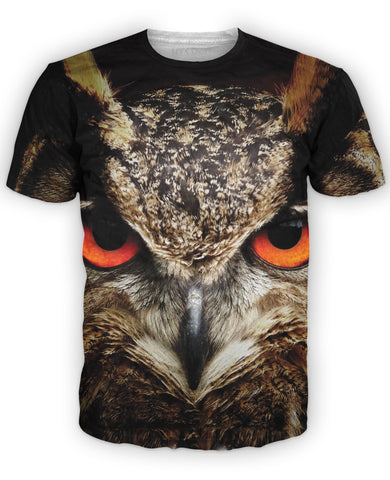 Don't Give a Hoot T-Shirt