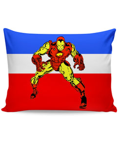 Modern Hero Pillow Case