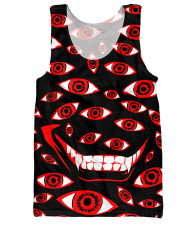Control Art Restriction Tank Top