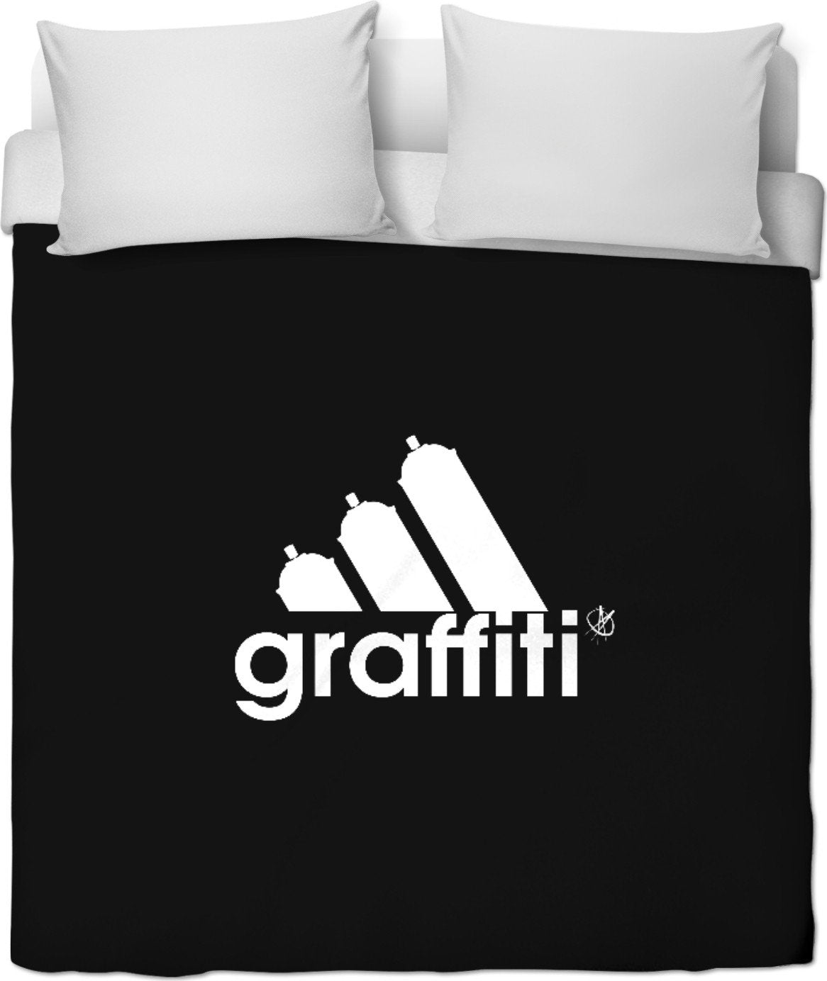 NEW Graffiti Duvet Cover