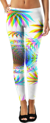 Ganja Trauma Leggings