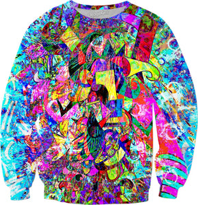 Love Monster Sweatshirt