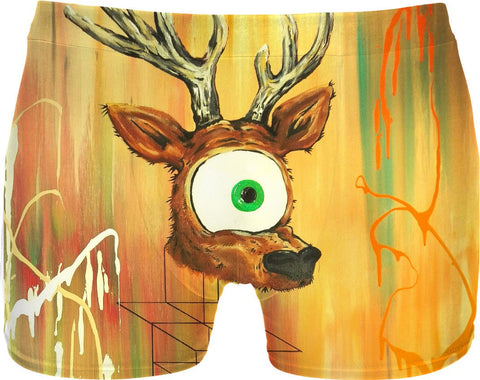 Spirit Animal Sight: Deer Underwear