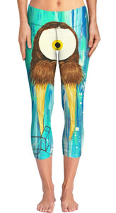 Spirit Animal Sight: Walrus Yoga Pants