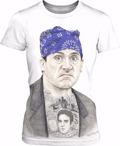 Prison Mike Women's T-Shirt