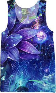 Cosmic Nature Tank Top
