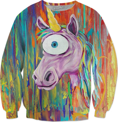 Spirit Animal Sight: Unicorn Sweatshirt