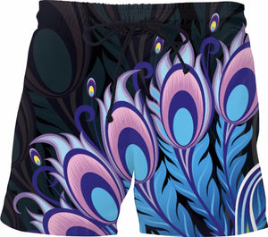 Feather & Flame - Swim Shorts