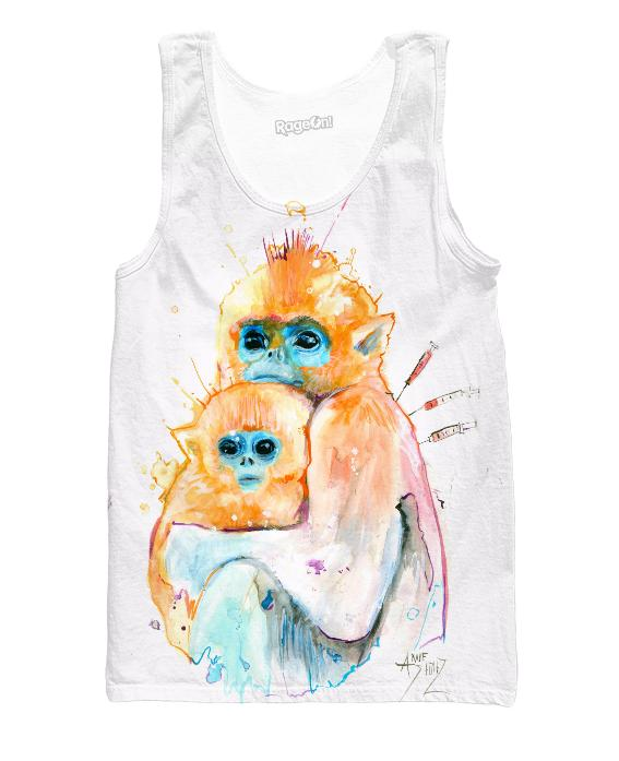 Funky Monkey Tank Top