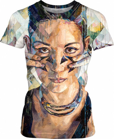 Unbreakable Womens T-Shirt