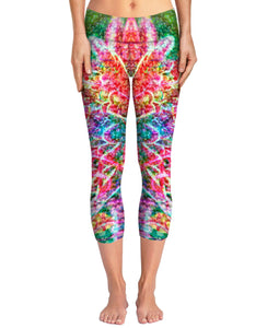 Freaking Beautiful What Flowers Do Yoga Pants