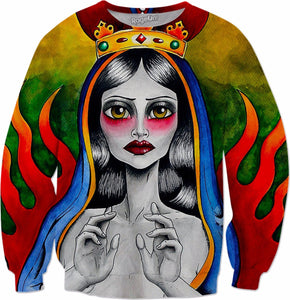 V-Mary Sweatshirt