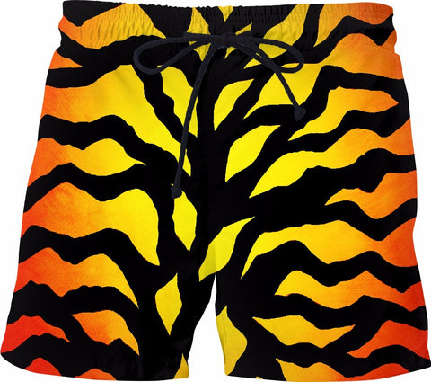 Hot Lava Swim Short