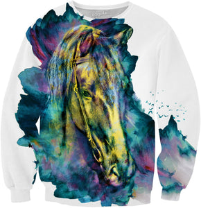 Horse - Chained Beauty Sweatshirt
