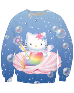 Hello Kitty Mermaid Sweatshirt