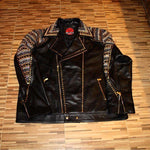 MARKHOR - THE STUDDED JACKET