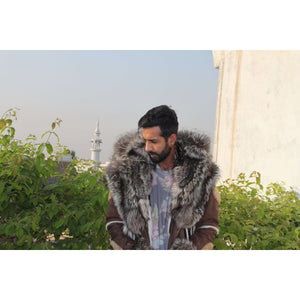 SHATARMURGH - THE SILVER FOX SHEARLING